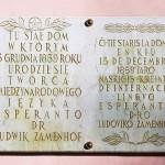 Ludwik Łazarz Zamenhof