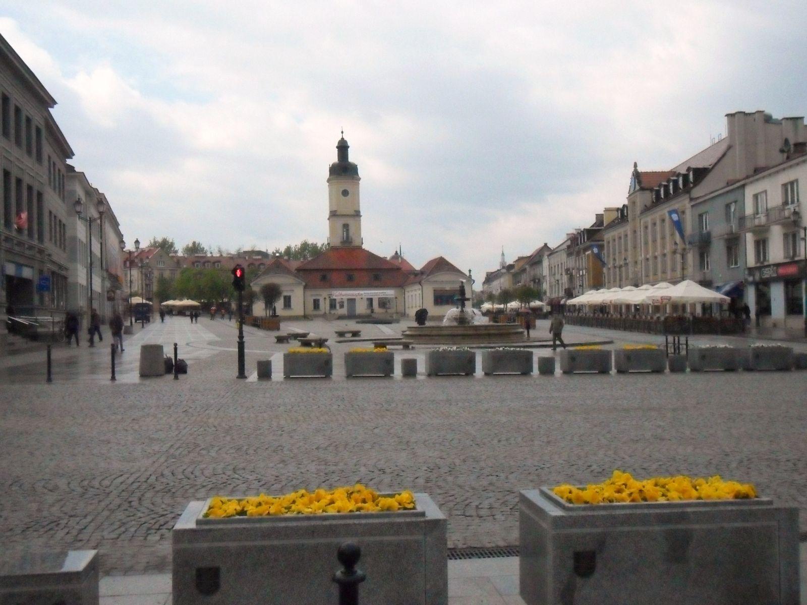 Historia Żydów w Białymstoku