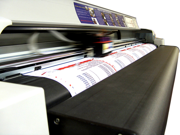 Sposób na druk wielkoformatowy