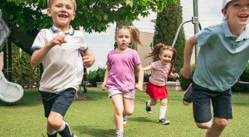 zajęcia ruchowe dla dzieci